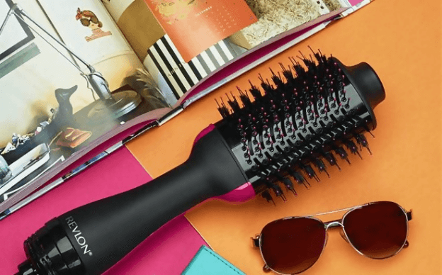 Hot Hair Brush